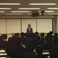 フレッシュスタート塾でスピーチしてきました!