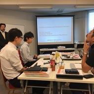 大阪で4日間の勉強