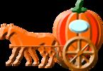童話「かぼちゃの馬車」