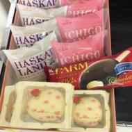 食べてばっかり(*´∀`)ソレガシアワセ~☆