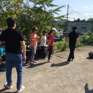 ソフトボール大会大盛り上がり~!!