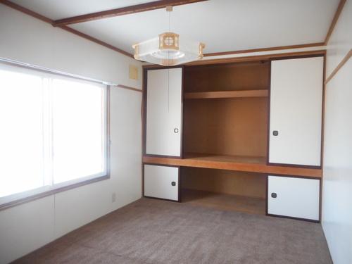 【岩見沢北4西8戸建】2F和室_A.JPG